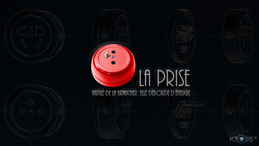 K3OPS La Prise Domotique