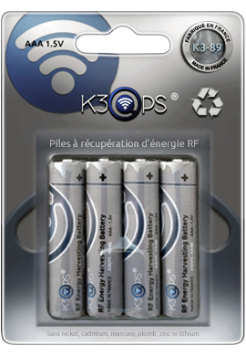 k3ops batteries delivering green energy